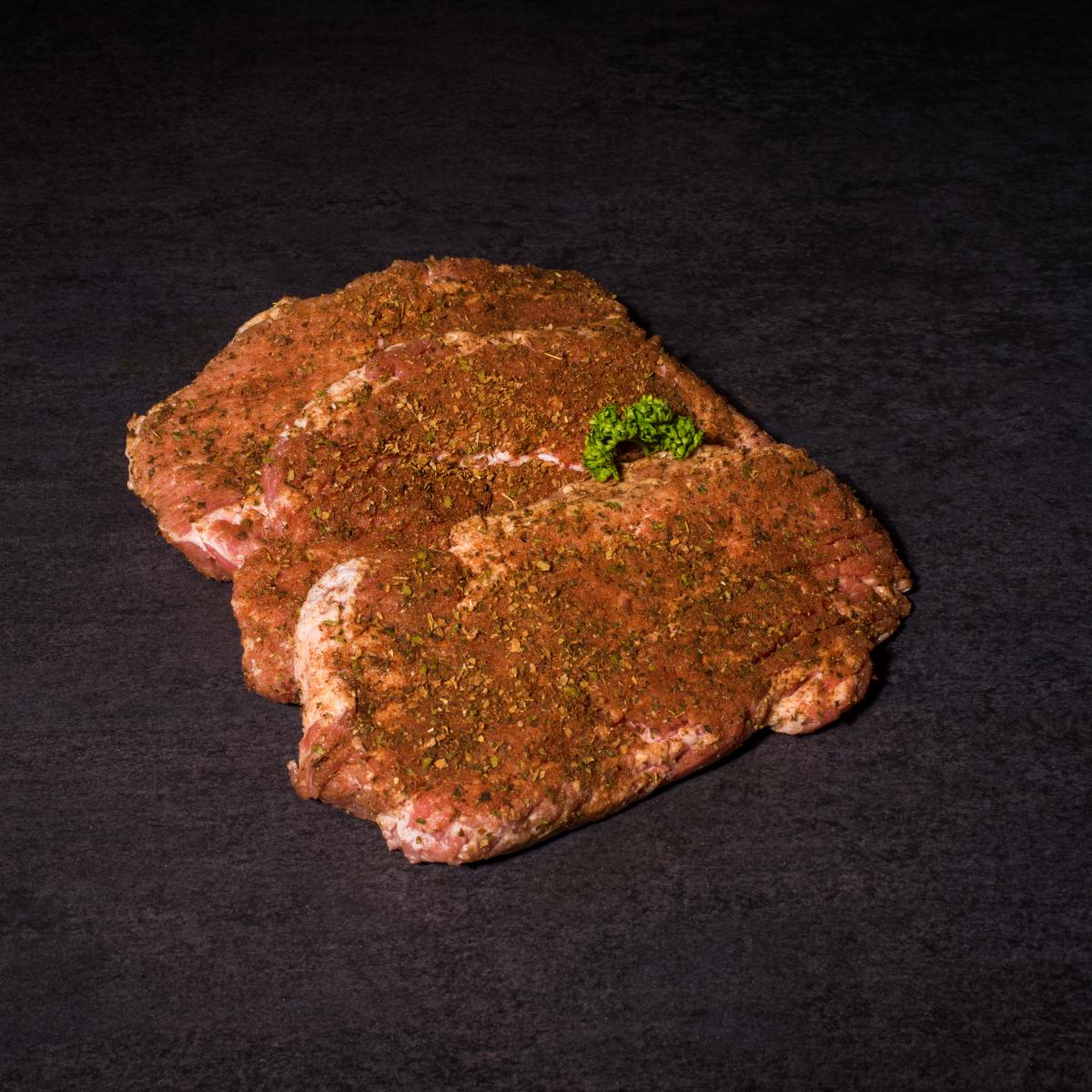 Holzhacker Steak