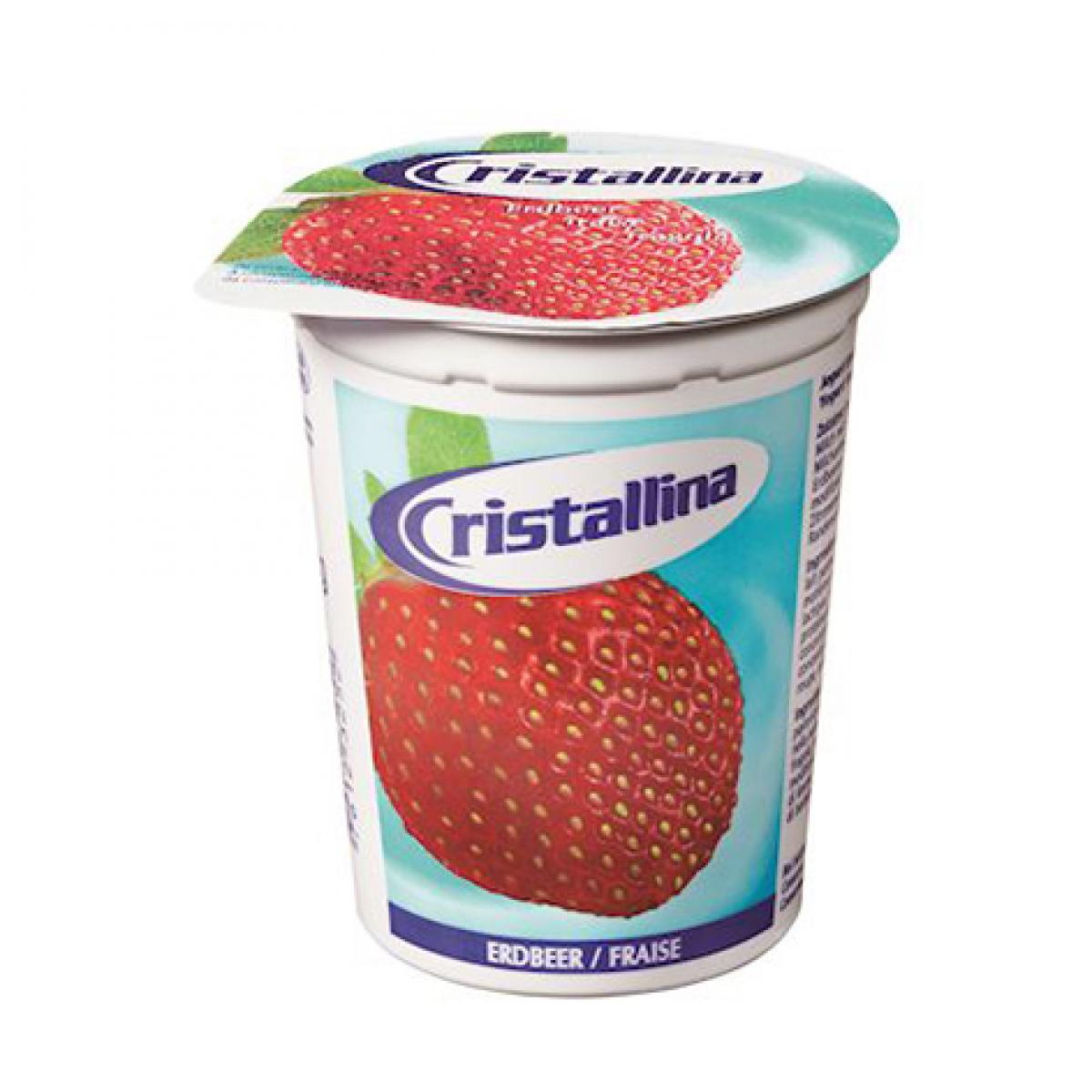 Joghurt - Erdbeer