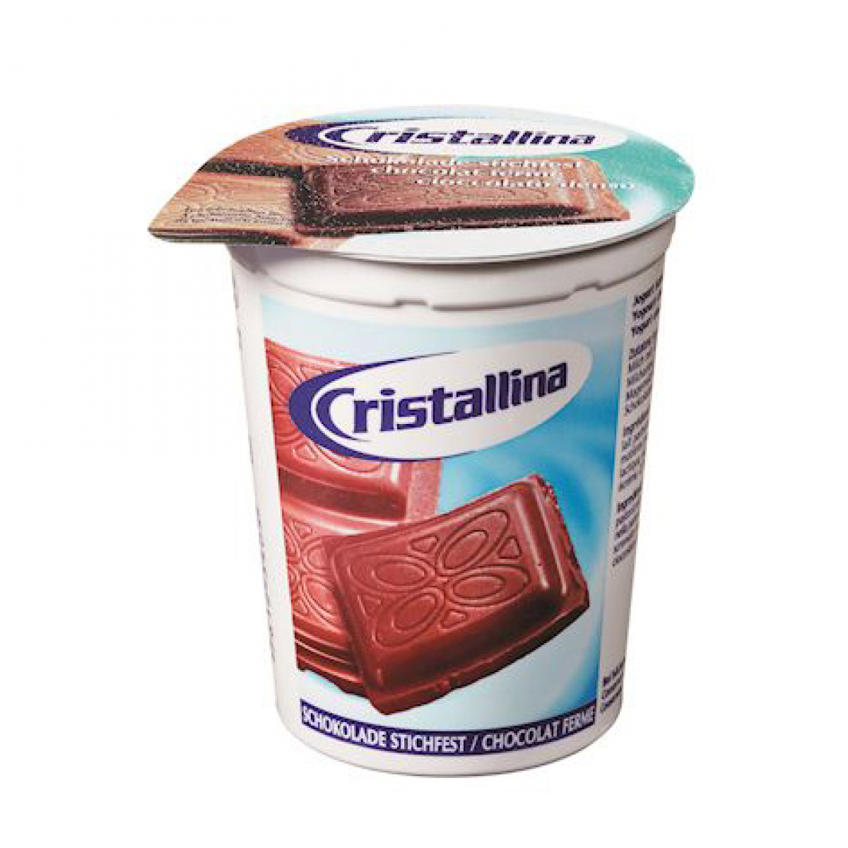 Joghurt - Schokolade
