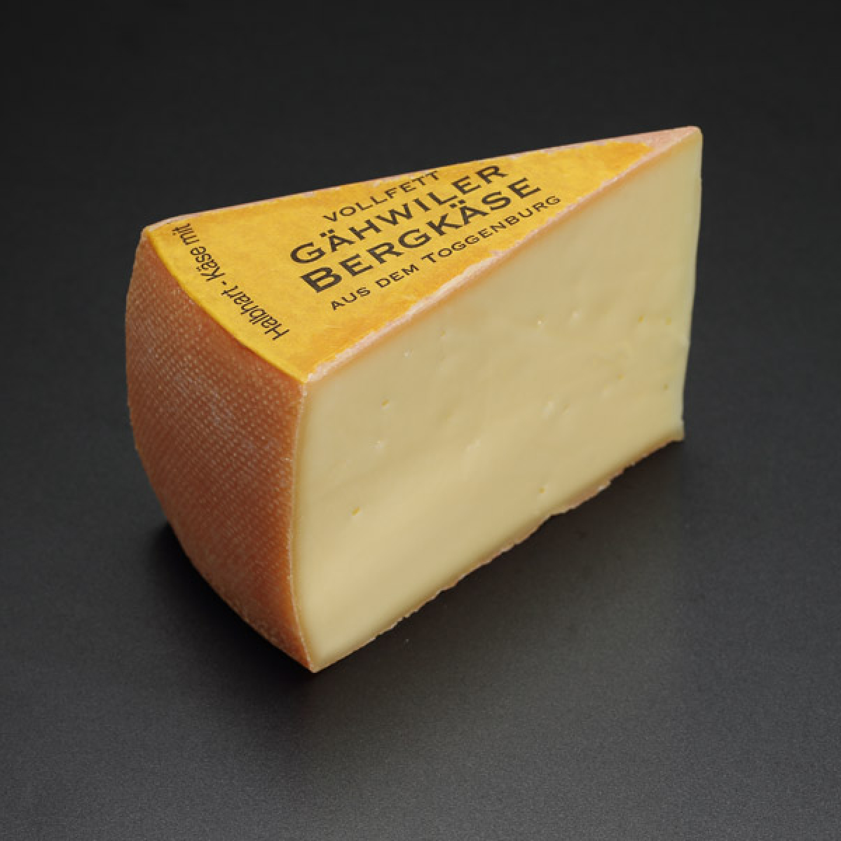 Gähwiler Bergkäse - mild