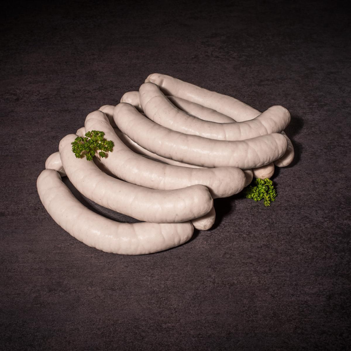 1 Paar Bratwurst